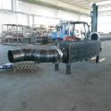Marmitta catalitica per generatore a biogas